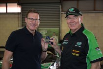 Richards and Skaife join Motor Sport Hall of Fame