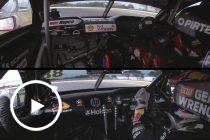 McLaughlin, Whincup qualifying comparison
