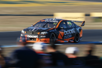 Mobil 1 HSV locks in Winton test