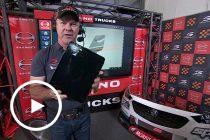Larko breaks $2,000 iPad on live TV