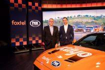 Fox Sports renews ties with Supercars