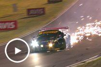 Teenage GT race leader in dramatic late crash