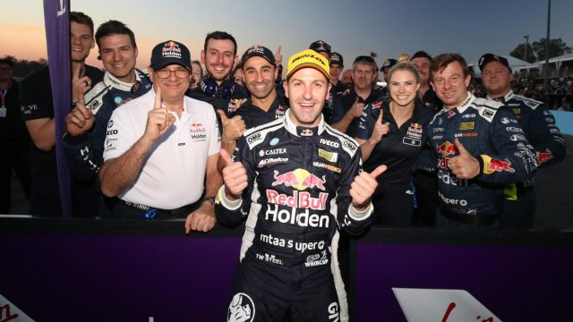 Whincup snaps winless streak