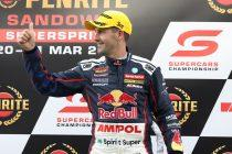 Whincup praises the team's all round miracle man