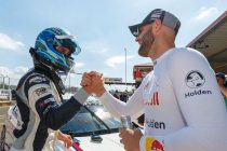 Van Gisbergen's coaching paying dividends
