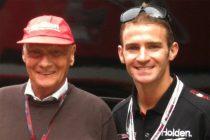 Davison's unforgettable Lauda moment