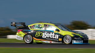 Le Brocq aims to mix it in Supercars midfield