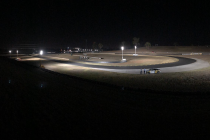 New lights tested for Sydney night race