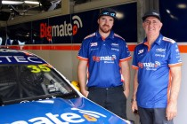 Jim Stone relishing Supercars return with son