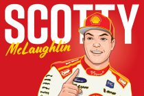 McLaughlin signs with global management giant