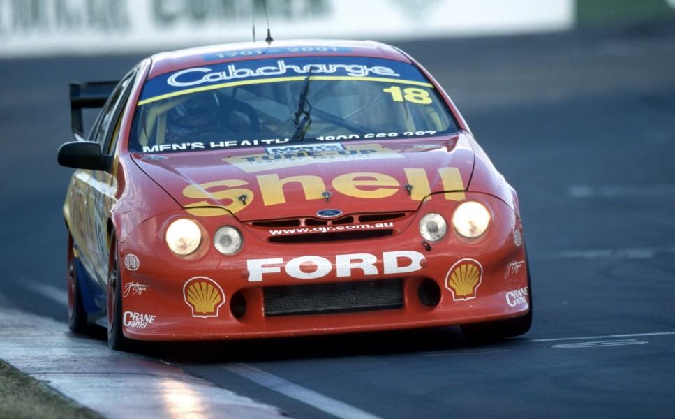Bathurst, 2001