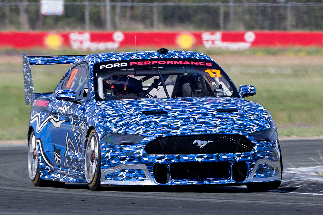 What S New In 2019 Ford Mustang Supercars