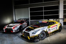 Kelly Supercars sponsors back GT-R