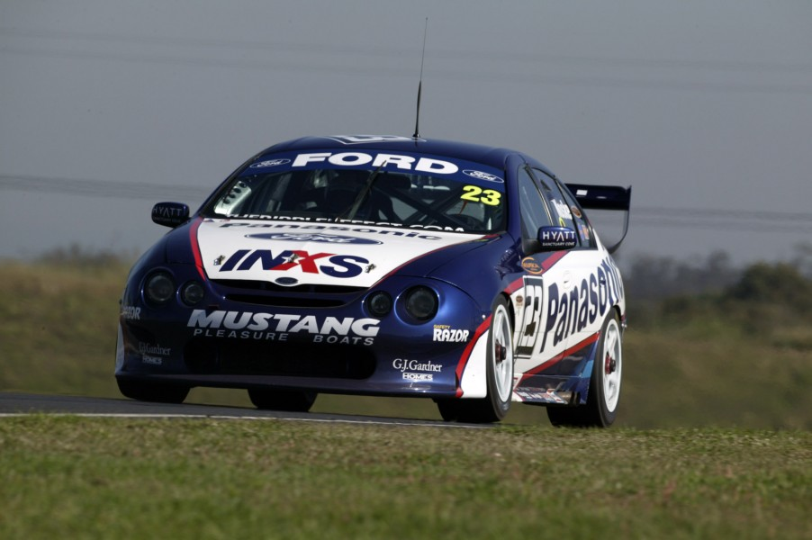 Eastern Creek, 2003