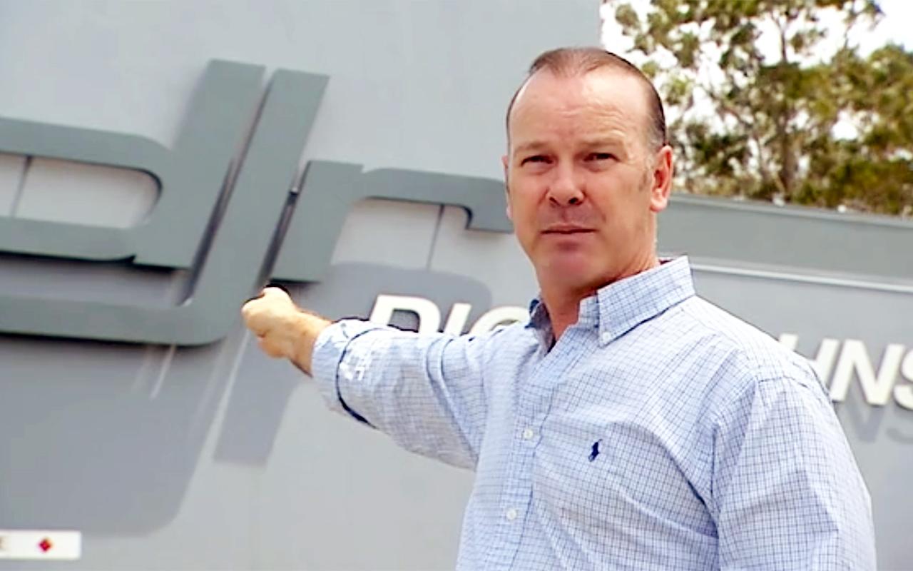 Larko's role in DJR's Penske pitch revealed