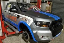 Last-minute change for Ford SuperUtes squad