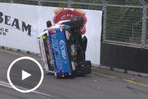 SuperUte strikes trouble in Newcastle