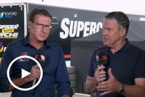 Skaife, Crompton react to V6 turbo news