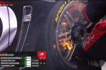 Fiery stop for Slade and Walsh
