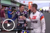"Whincup – ""I raced hard"""