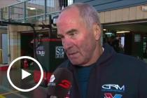 Garry Rogers gives his opinion on restarting Race 3