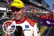 McLaughlin 'blown away' by Mustang double