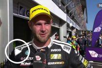 Van Gisbergen: Those cars are rockets