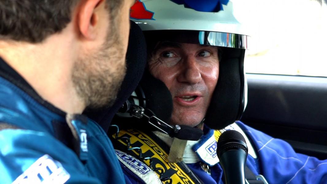 Supercars legend Glenn Seton