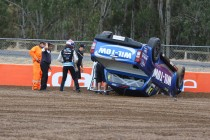 Isuzu out of Townsville after testing roll