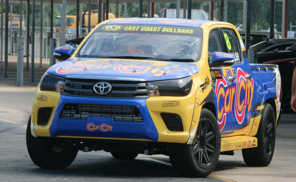 The Toyota Hilux SuperUte