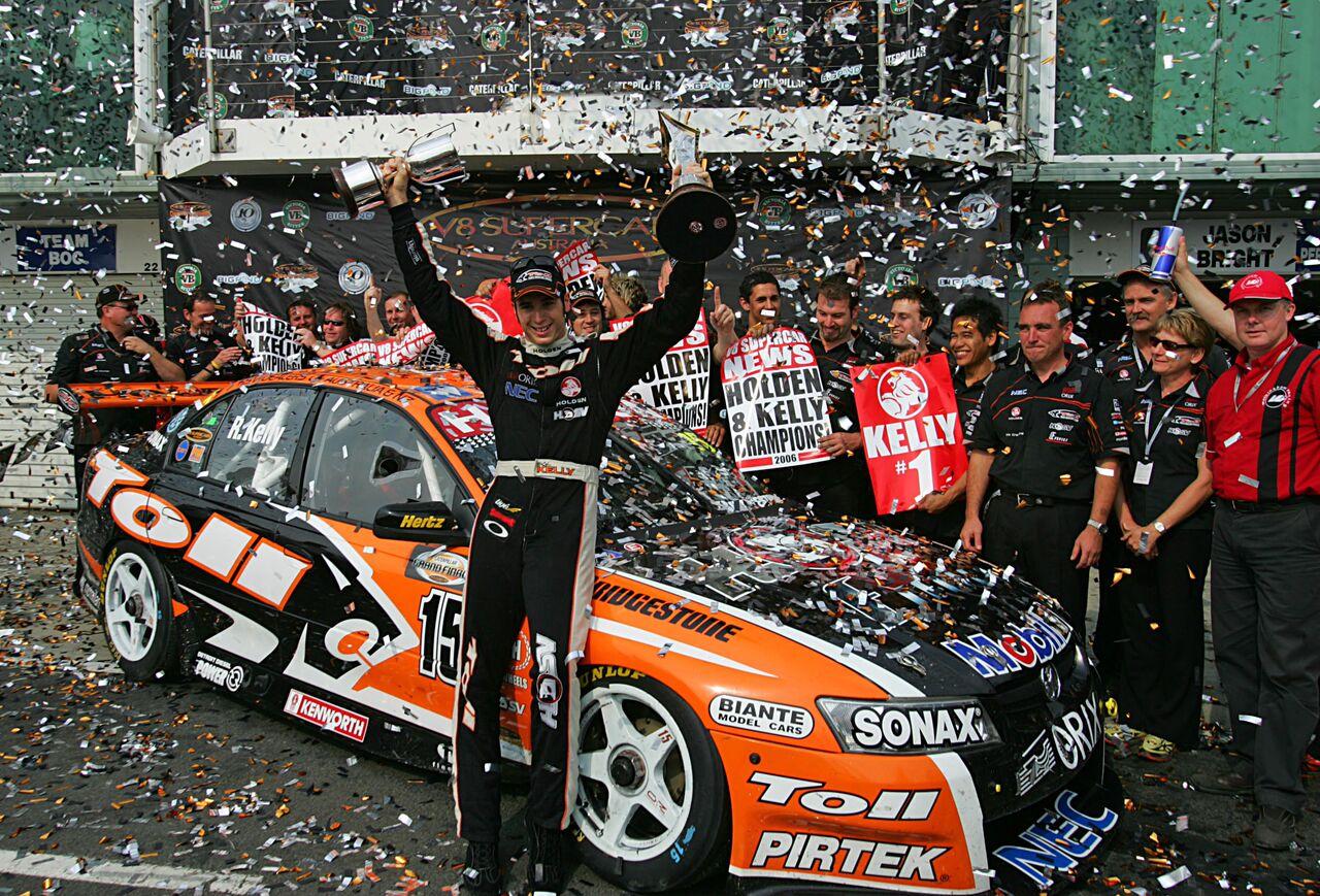 2006 Rick Kelly champ