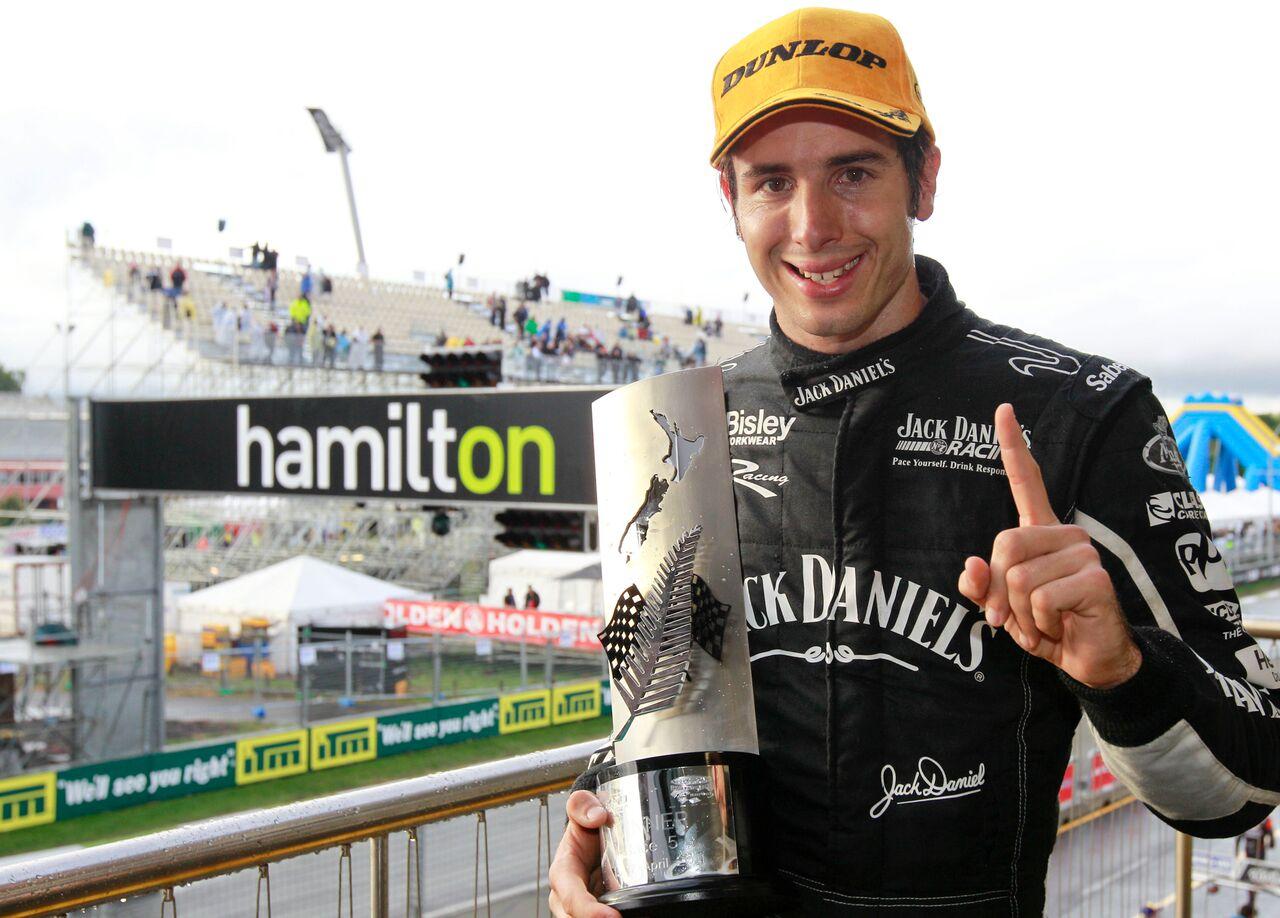 Rick Kelly Hamilton win 2011