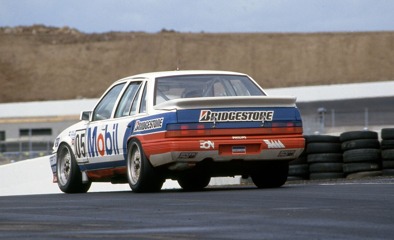 Peter Brock Bathurst 1987