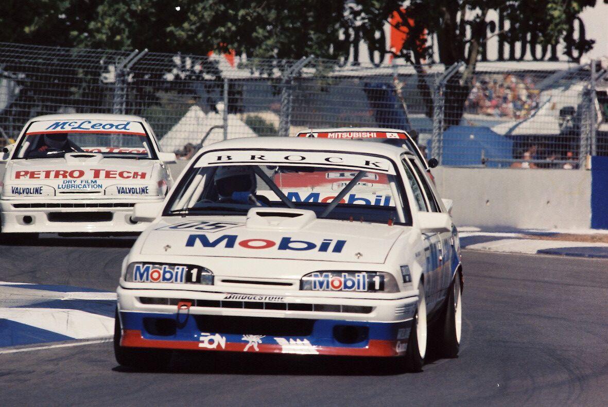 Peter Brock 1987 Adelaide grand prix