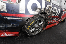 Van Gisbergen 'went rogue' with damaging burnout