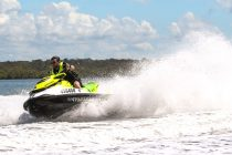 Winterbottom, Pye show off their speed on water