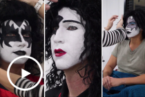 Behind the scenes: Supercars take on KISS